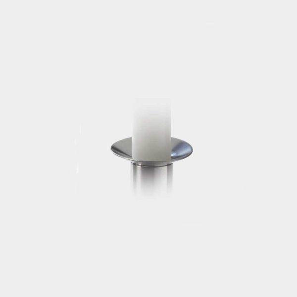 Lysmanchet Mini (til dia. 12 mm lys) Så længe lager haves - Piet Hein