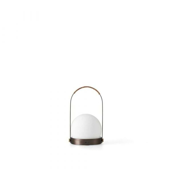 Carrie LED Bordlampe Bronzed Brass - Menu
