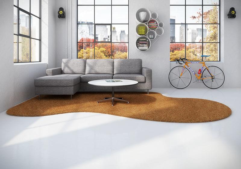 Fletco design tæppe