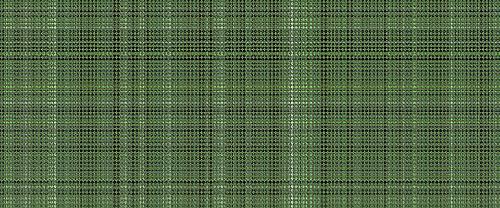 Grøn tekstil til indretning