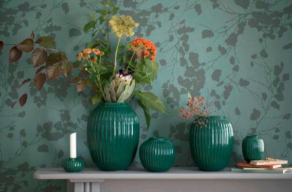 Kähler Hammershøi vaser