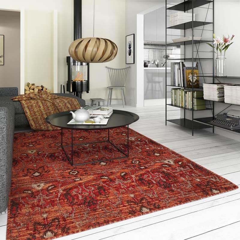 Orientalsk Kelim tæppe