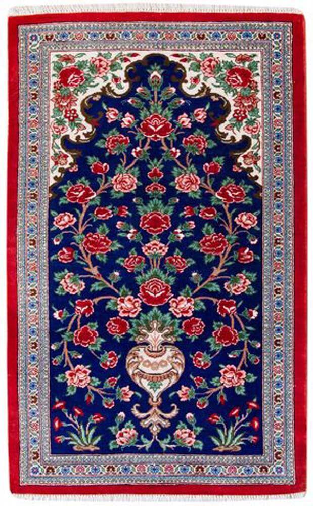 Persiske, Iransk silketæppe