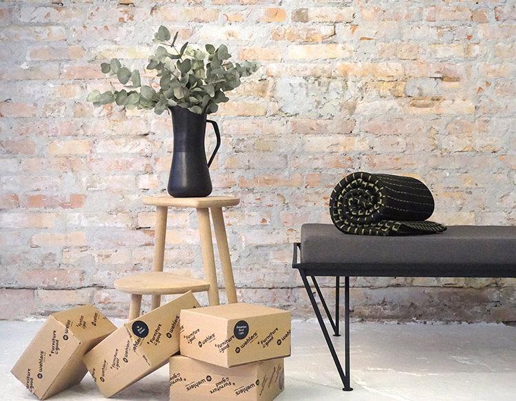 Wehlers bæredygtige møbler