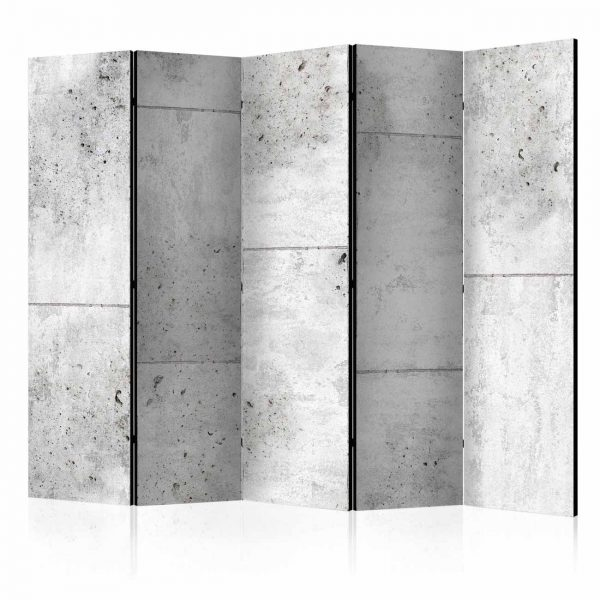 ARTGEIST Concretum murum II rumdeler - grå print (172x225)