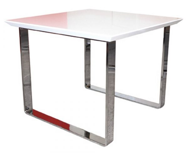 Højglans hjørnebord