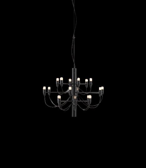 2097/18 Lysekrone Mat Sort - Flos