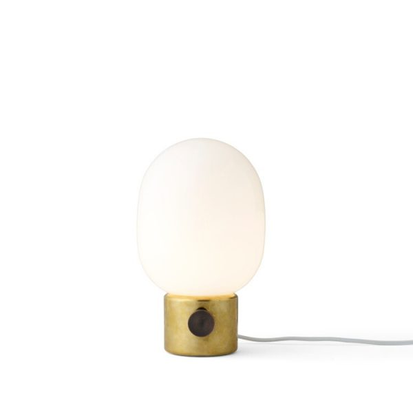 JWDA Metallic Bordlampe Spejlpoleret Messing - Menu