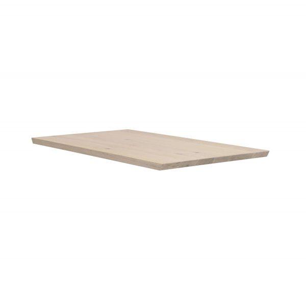 Rowico Brigham tillægsplade - hvidpigmenteret vildeg (50x90)