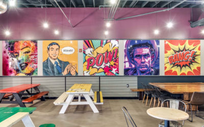 Why Your Company Needs a Branded Space