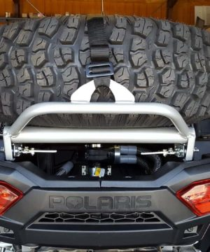 Polaris Rzr Xp Series Spare Tire Carrier