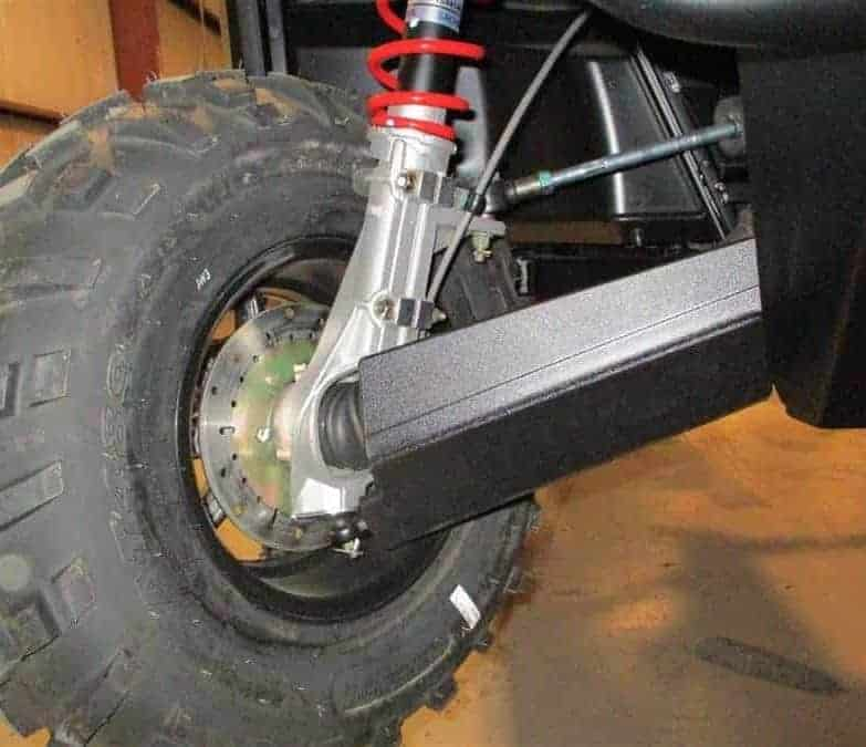 Polaris Ranger 570 Impact Crew A-arm Guards