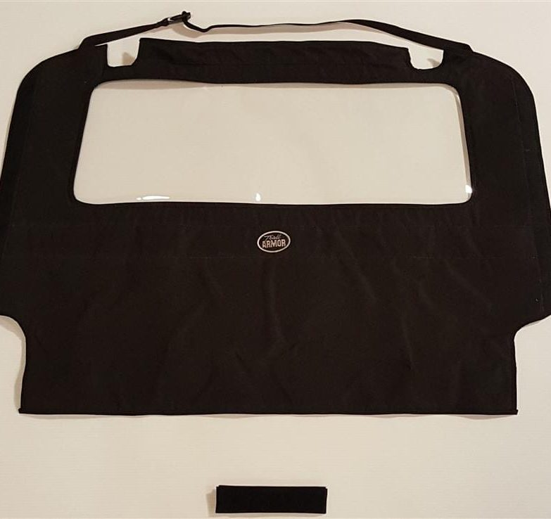 Polaris Rzr Xp 4 Seater Soft Rear Window