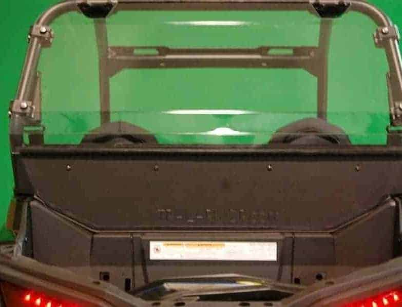 Polaris Rzr 4 900 Rear Window Dust Shield