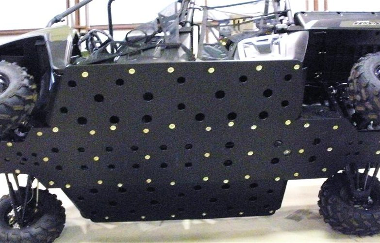 Polaris Ranger 800 Full Skid Plate