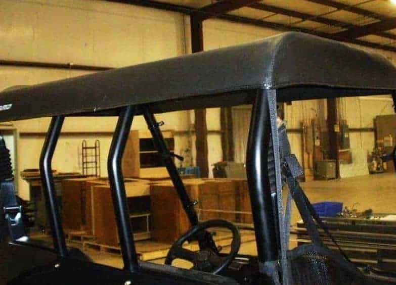 Polaris Ranger Full Size Full Soft Top Roof
