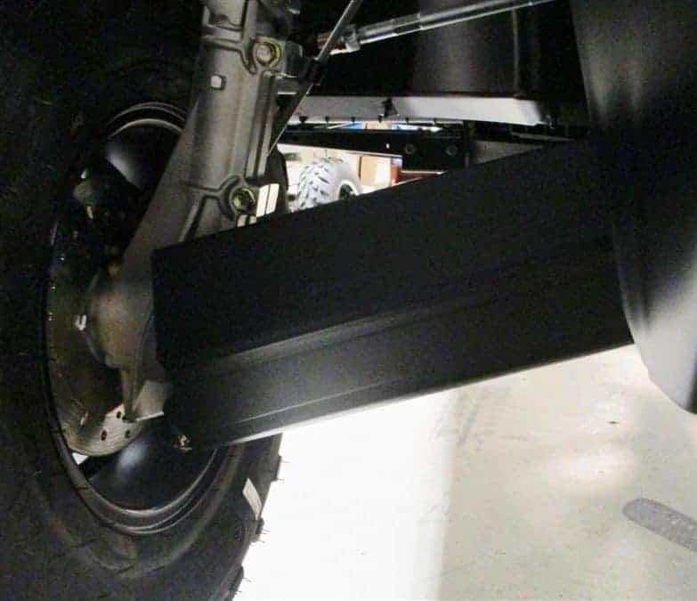 Polaris Ranger Impact A-arm Cv Front & Rear Boot Guards
