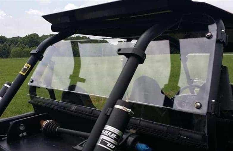 Polaris Rzr 4 Rear Window