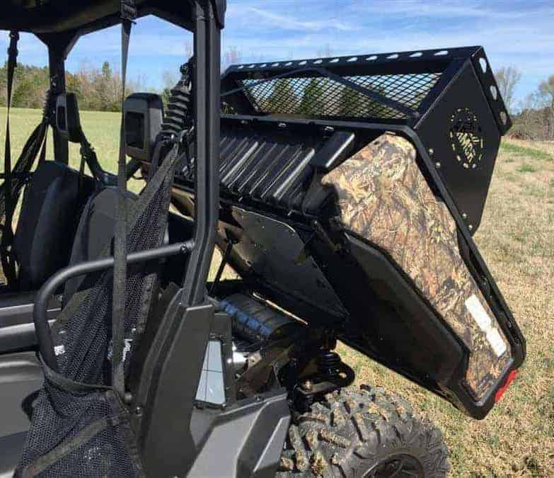 Can-am Defender Rear Basket Storage Rack