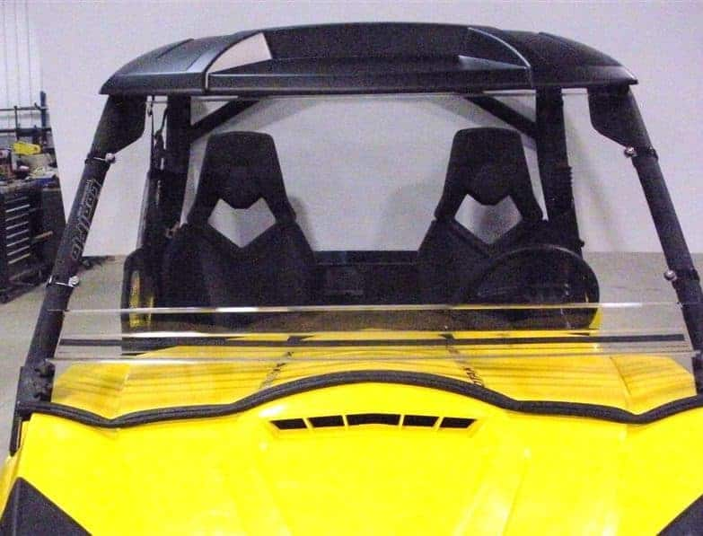 Can Am Commander Dps Xt Dps X Xt Xt P Ltd Max Xt Max And Max Ltd Coolflo Windshield