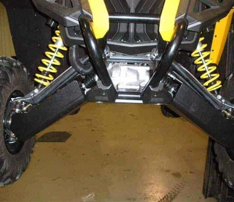 Can-am Maverick Impact A-arm Guards