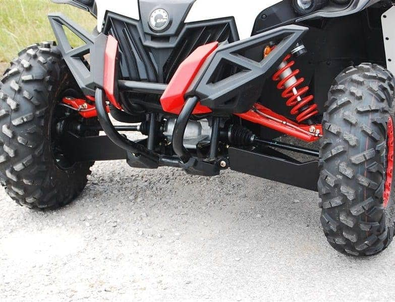 Can-am Maverick Xc Impact A-arm Guards