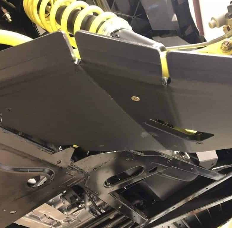 Can-am Defender Impact A-arm Guards