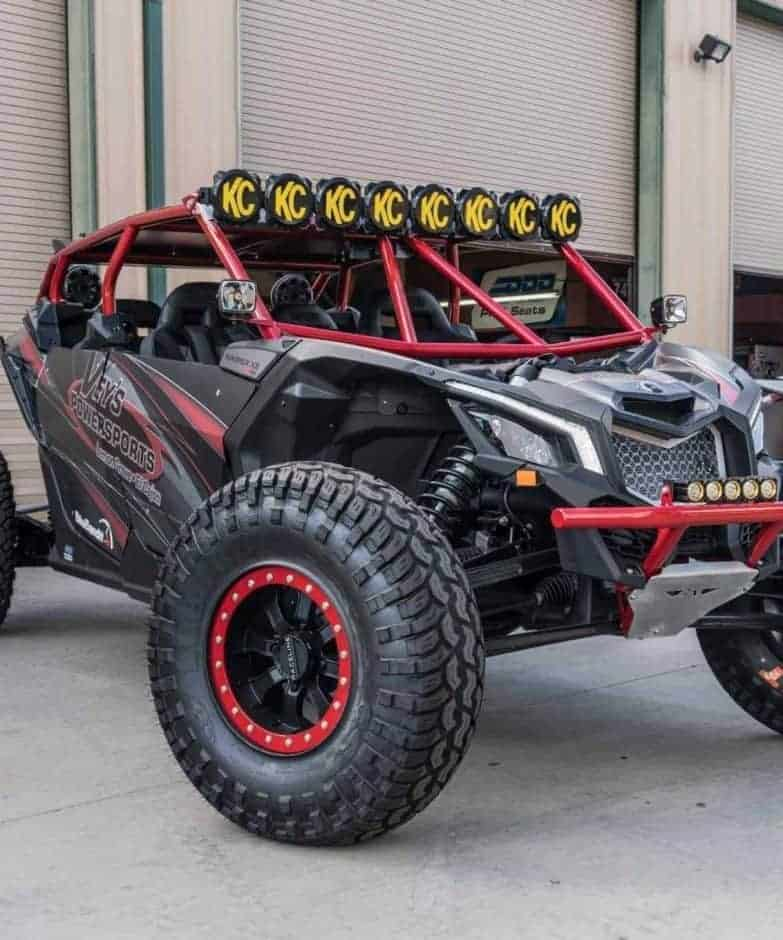 Can-am Maverick X3 Front Bulkhead Bumper