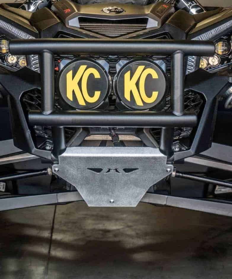 Can-am Maverick X3 Double Front Bumper