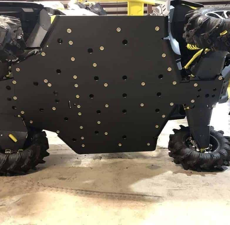 Can-Am Defender Full Skid Plate | American Off-Roads