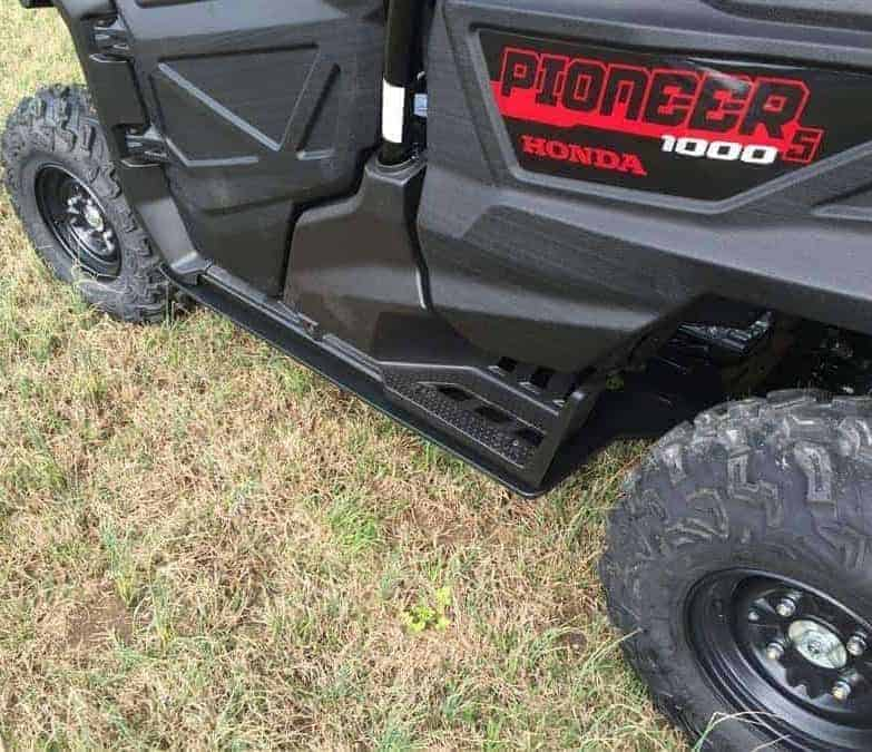 Honda Pioneer 1000 And 1000-5 Full Skid Plates