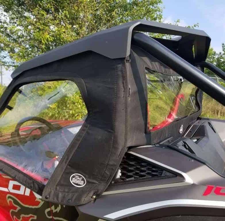 Honda Talon Cab Enclosure Kit Soft Rear Window