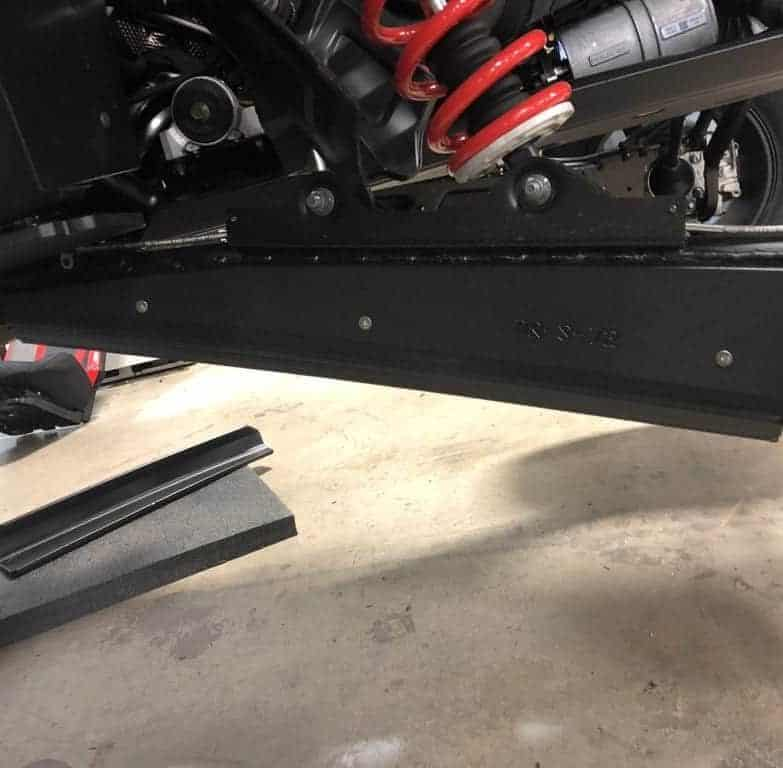 Polaris Rzr Xp Turbo S Impact Trailing Arm Guards