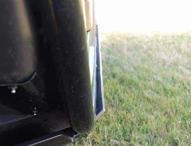 Kawasaki Teryx4 Full Skid Plate With Slider Nerfs