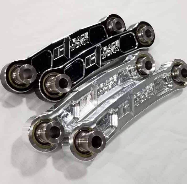 Can-am Maverick X3 Billet Rear Sway Bar Links