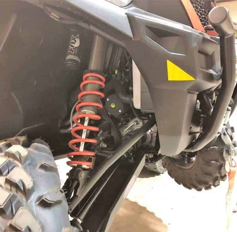 Polaris General 1000 Full Skid Plate