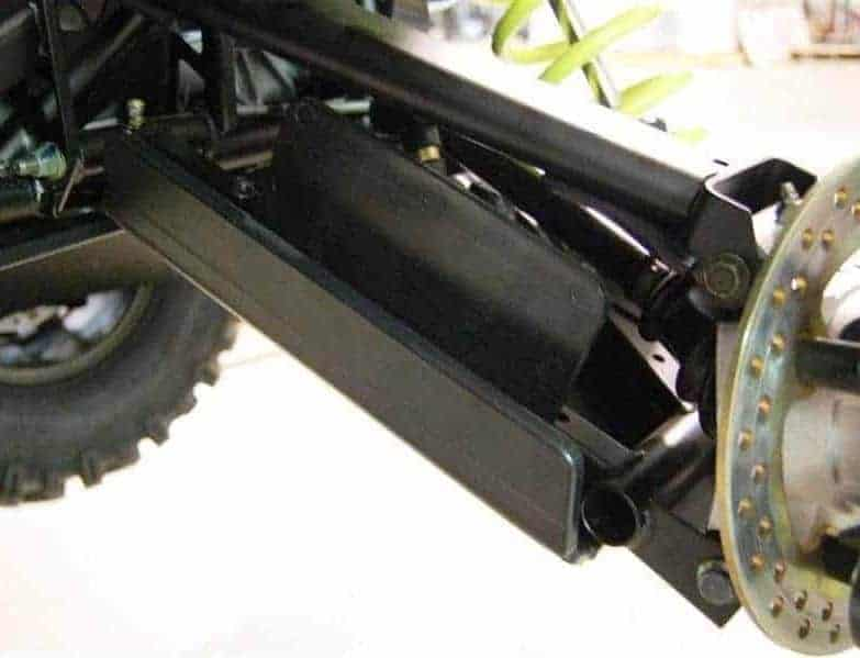 Polaris General Impact A-arm Guards Front And Rear