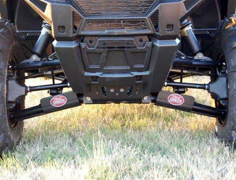 Polaris Rzr Impact A-arm Cv Front & Rear Boot Guards Front And Rear