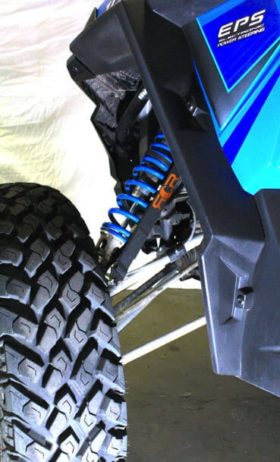 Polaris Rzr Turbo Limit Strap Kit –