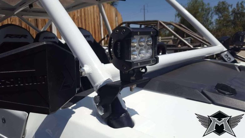 Polaris Rzr Xp A Pillar Light Mount