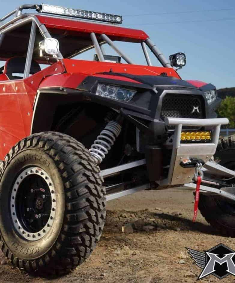 Polaris Rzr Xp Mojave Front Bumper