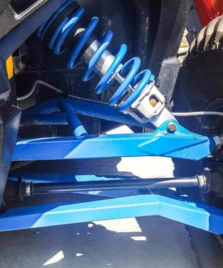 Polaris Rzr Xp Stock Replacement Suspension Kit
