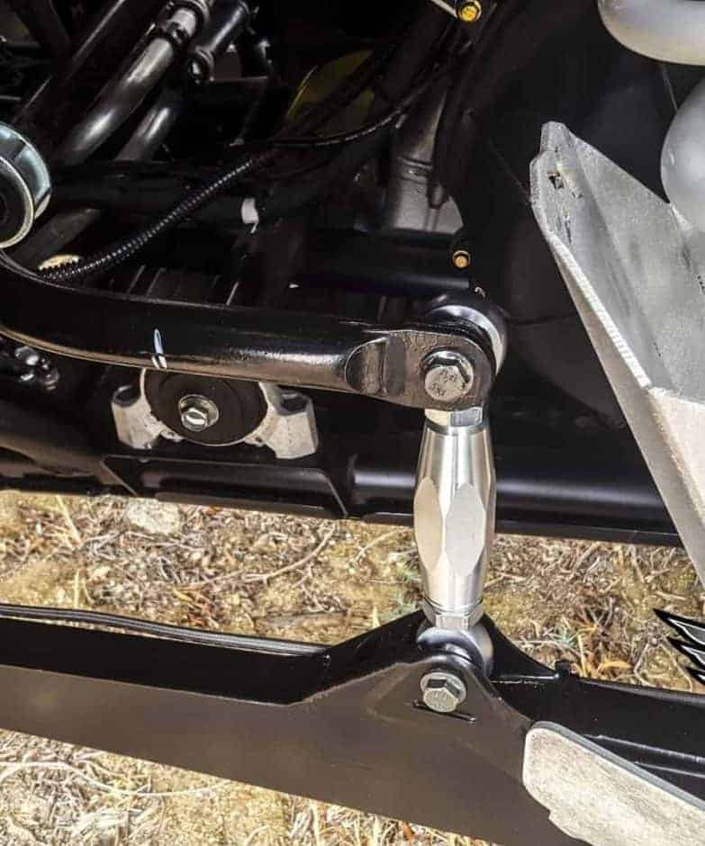 Polaris Rzr Xp Sway Bar Links