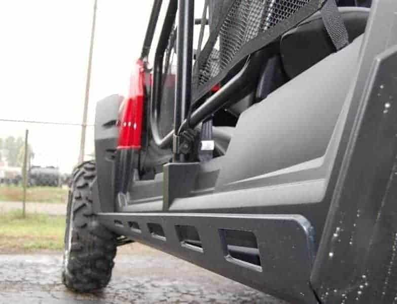 UTV Rock Sliders