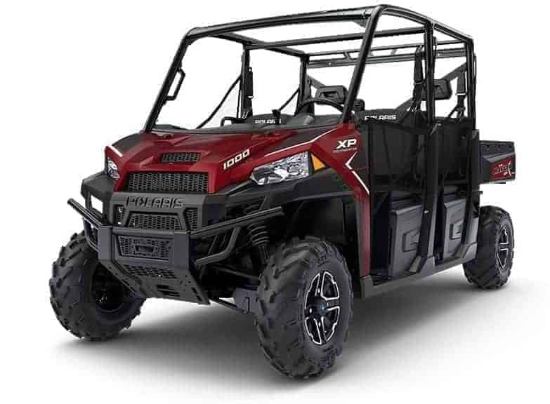 Polaris Ranger Xp Series Crew Full Skids