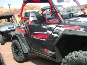 Polaris Rzr Genx Doors