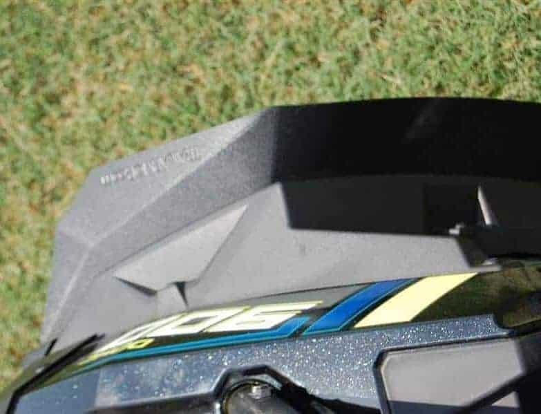Polaris Rzr S Series Mud Flap Fender Extensions