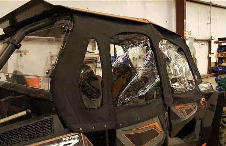 Polaris Rzr Xp 4 Series Enclosure Side Door Panels