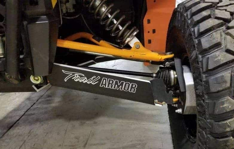 Polaris Rzr Xp Series A-arm Guards