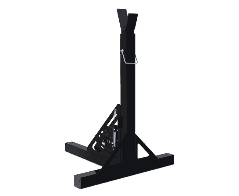 Off-road Utv Tilt Over Stand